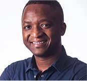 Alistair Mokoena - CEO