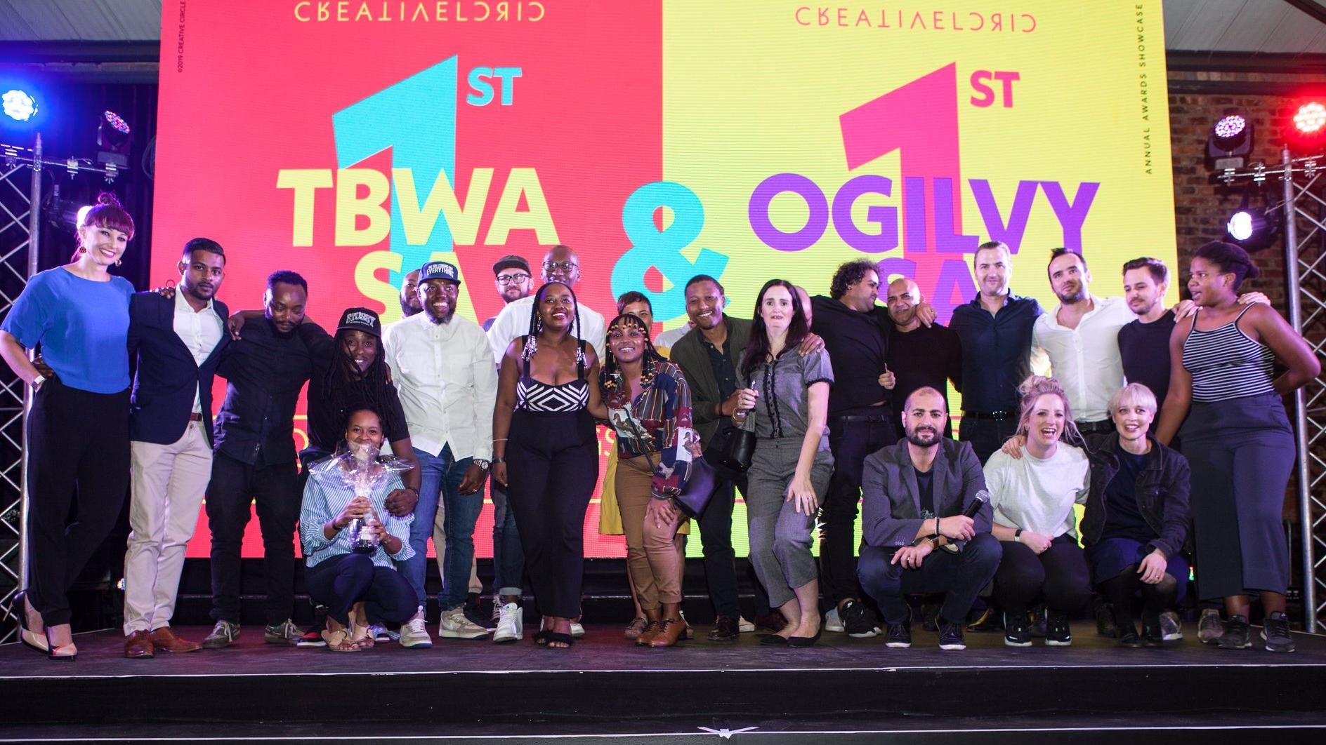 Creative Circle Awards: Ogilvy wins big on the night