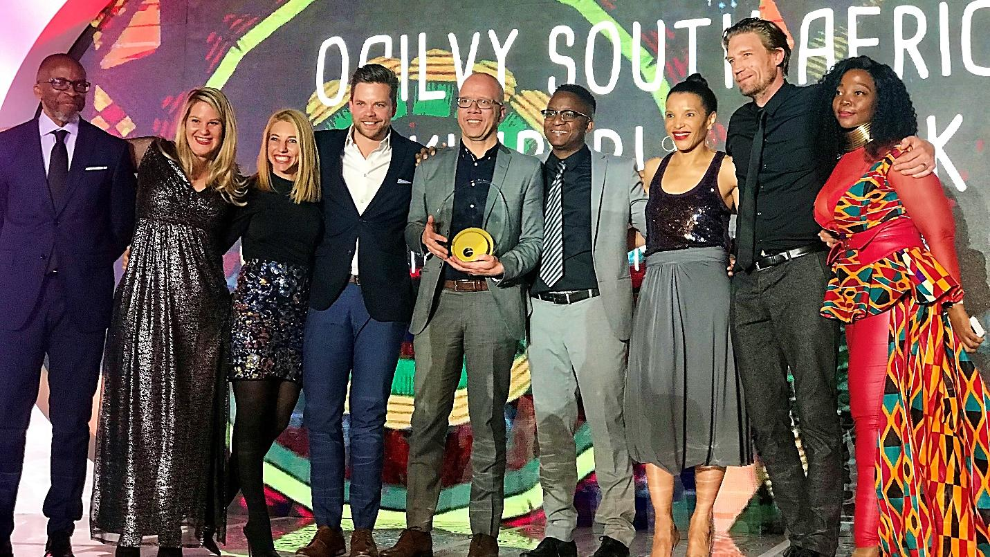 Ogilvy SA wins big at Apex Awards